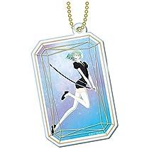 宝石の国 ダイヤモンド キラキラアクリルキーチェーン 3
