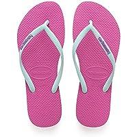 Havaianas Women's H. Sl Logo Pop-Up Rubber Sandal