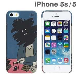 docomo au SoftBank iPhone5 iPhone5s RUISSEAU iPhone ケース カバー (エス)