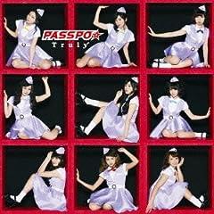 PASSPO☆「サンキュバースデイ♪」の歌詞を収録したCDジャケット画像