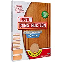 Real Construction Refill Multi-Pack 10 Pieces [並行輸入品]