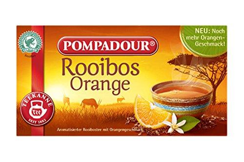 ポンパドール ルイボスティー スウィートオレンジ 20包入