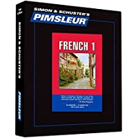 Pimsleur French Level 1 CD: Learn to Speak and Understand French with Pimsleur Language Programs (Comprehensive)