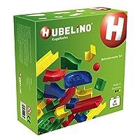 Hubelino - Marble Run - Midsize Set - 50pcs - Age 3+ (100% compatible with Duplo) by Hubelino [並行輸入品]