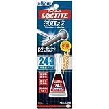 LOCTITE(ロックタイト) ねじロック 243 中強度タイプ 0.5ml LNR-43S