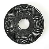鉄器 釜敷 鍋敷 釜敷き 鍋敷き 調理器具 XST-TD001-1(アラレ)