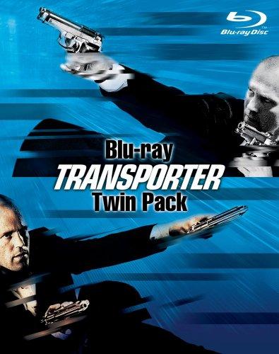 トランスポーター ツインパック [Blu-ray]の詳細を見る