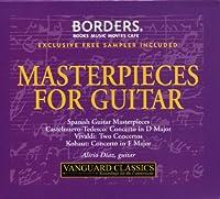 Classical Guitar Masterpieces