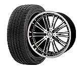 サマータイヤ・ホイール 1本セット 19インチ お勧め輸入タイヤ 245/40R19 + ANHELO CORAZON(アネーロコラソン)