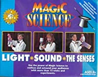 Magic Science Light, Sound, the Senses Kit By Educational Design [並行輸入品]