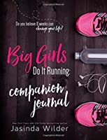 Big Girls Do It Running Companion Journal [並行輸入品]