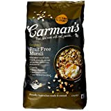 Carman's Muesli Toasted Original Fruit Free 1.5kg