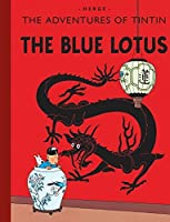 The Blue Lotus (Adventures of Tintin) by Herge(2003-06-20)