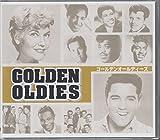 ゴールデン・オールディーズ~ロック・アラウンド・ザ・クロック、ロコモーション、火の玉ロック、ブルー・スウェード・シューズ、悲しき雨音、ヘイ・ポーラ、雨にぬれても、スタンド・バイ・ミー、リーン・オン・ミー、ラブ・ポーション・ナンバー9、ソウル・マン 他3枚組42曲 3CDT102A ユーチューブ 音楽 試聴
