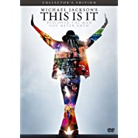 マイケル・ジャクソン THIS IS IT コレクターズ・エディション (1枚組)