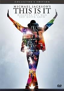 マイケル・ジャクソン THIS IS IT コレクターズ・エディション (1枚組) [DVD]