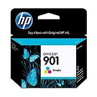 ヒューレット・パッカード 901 3色OfficeJetインク・カートリッジ 並行輸入品