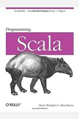 Programming Scala Paperback