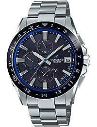 [カシオ]CASIO 腕時計 オシアナス CLASSIC LINE Bluetooth 搭載 電波ソーラー OCW-T3000A-1AJF メンズ