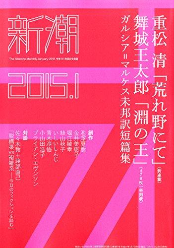 新潮 2015年 01月号 [雑誌]の詳細を見る