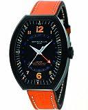 [モントレス・デ・ラックス]MONTRES DE LUXE 腕時計 ESTREMO GMT EX9502 ケースサイズ: 50mm×39mm メンズ [正規輸入品]