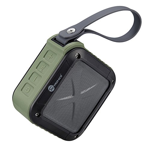Bluetooth スピーカー アウトドア/防水スピーカー TaoTroni...