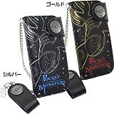 ポケットモンスター[財布:メンズ]チェーン付きロングウォレット/2021 ポケモン
