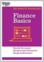 Finance Basics (HBR 20-Minute Manager Series) by Harvard Business Review(2014-03-11)