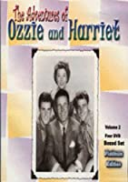 Adventures of Ozzie and Harriet: 12 Episodes Vol 2 [DVD]