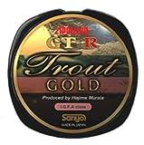サンヨーナイロン ライン APPLOUD GT-R トラウト GOLD 300m 3lb