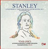6 Concertos in 7 Parts for Organ & Orchestra No. 1