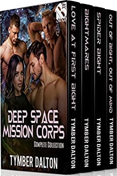 Deep Space Mission Corps Complete Collection [Box Set 79] (Siren Publishing Menage Everlasting) by [Dalton, Tymber]