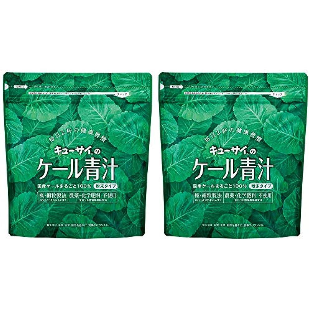 経済的マーガレットミッチェル好意的キューサイ青汁420g(粉末タイプ)2袋まとめ買い/キューサイ ケール青汁【1袋420g(約1カ月分)】