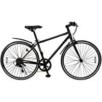 21TTechnology Crossbike[CL266] クロスバイク 6段変速 700×28C