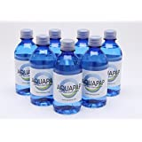 Aquapap CPAP water 7 x 12 ounce bottles 1 week supply