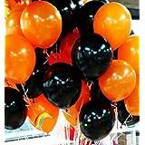 Be2(ビーツー) ハロウィン 風船 飾り パーティー 40個セット