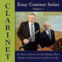 Easy Contest Solos, Vol. 1: Clarinet by Vic Chiodo
