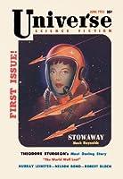 宇宙サイエンス・フィクション:キャンバス上のロケットガール12x18クレー