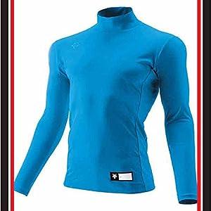 DESCENTE(デサント) ハイネック長袖リラックスFITシャツ STD-750