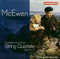 McEwen: String Quartets, Vol. 3 (2004-04-27)