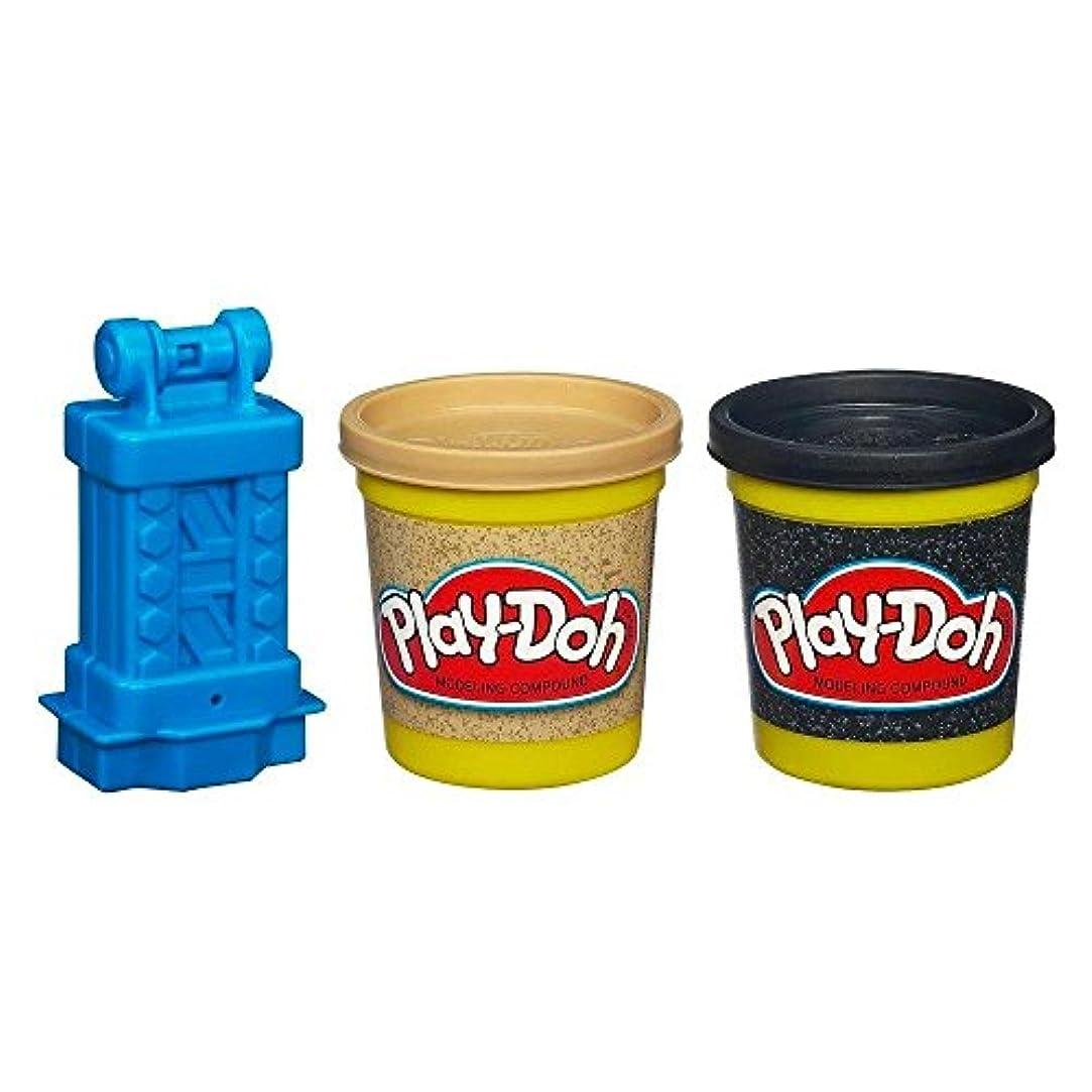 Play-Doh Diggin' Rigs 2-Pack (Sand & Asphalt Doh)