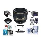 Nikon 58mm F / 1.4g af-s NikkorレンズUSA–Bundle with 72mmフィルタキット、LensAlign MkIIフォーカス調整システム、フォローフ..