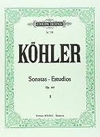 72.SONATAS-ESTUDIOS OP.165.(PIANO).(REF:EI0072)
