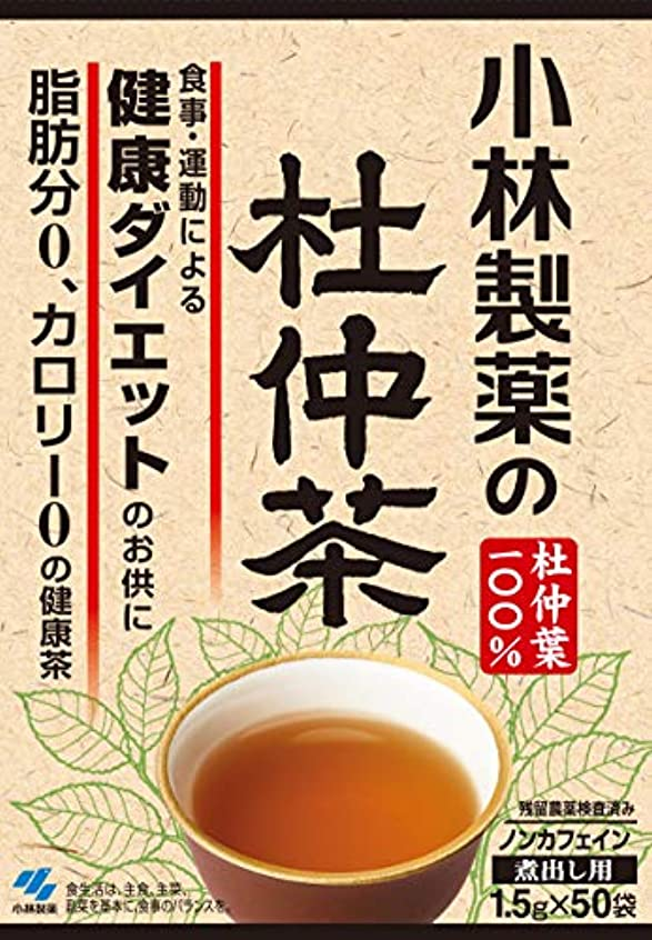 勃起九月溶ける小林製薬の杜仲茶 1.5g×50袋