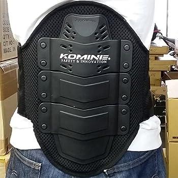 コミネ(Komine) 背面プロテクター(ウエスト) スーパープロテクションウエストブレイス ブラック フリー 04-801 SK-801