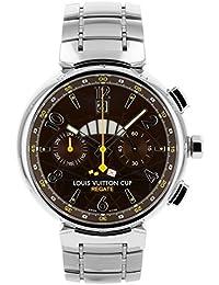 [ルイヴィトン] LOUIS VUITTON 腕時計 Q1021 タンブール クロノグラフ ルイヴィトンカップ レガッタ [中古品] [並行輸入品]
