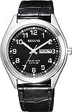 [シチズン]CITIZEN 腕時計 REGUNO レグノ ソーラーテック スタンダード リングソーラー KM1-016-50 メンズ