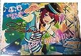 あんさんぶるスターズ 2nd Anniversary アニメイト カフェ バースデー ブロマイド 朱桜司