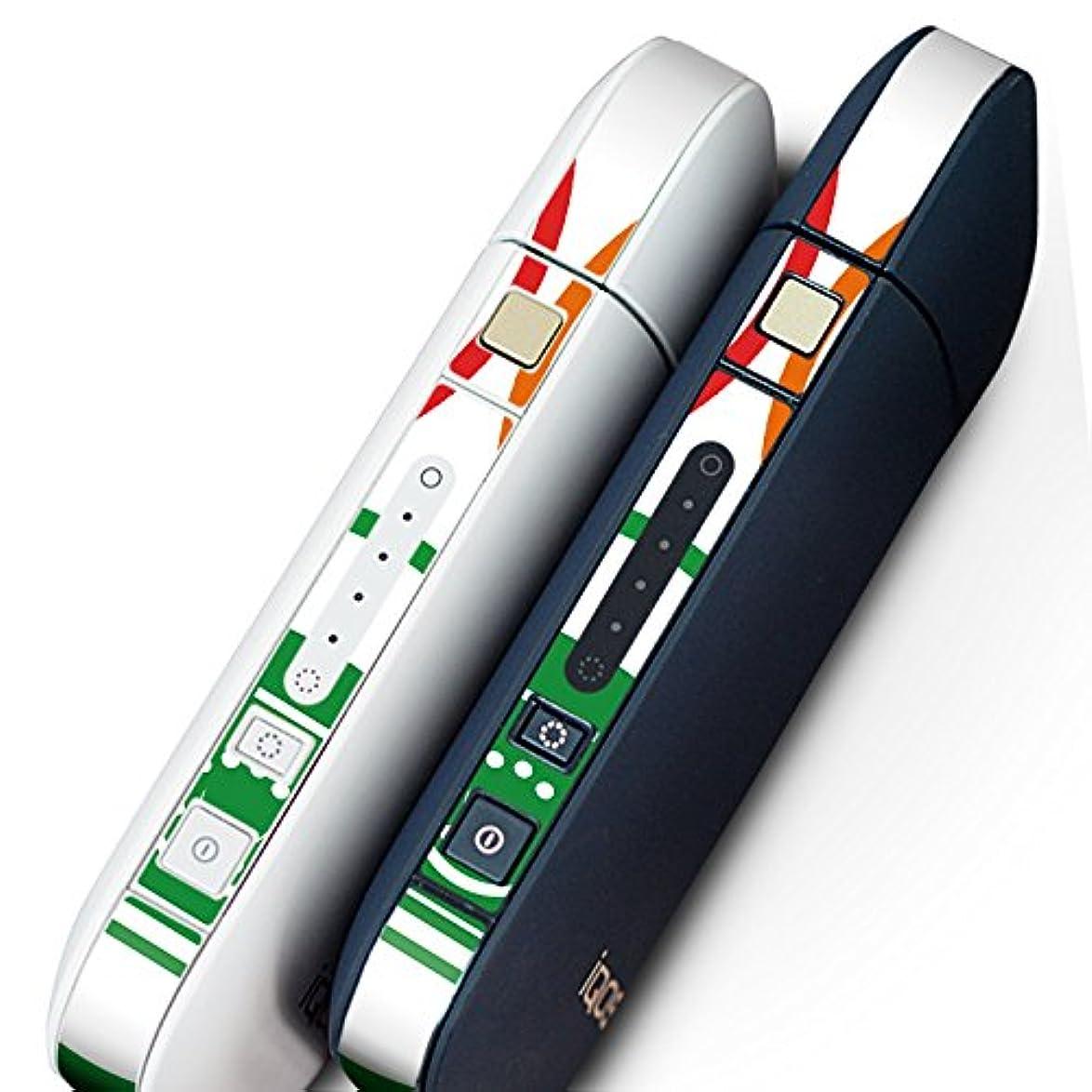 劣る契約したマニフェストIQOS 専用 シール ケース 側面スキンシール 専用スキンシール バンパー カバー 保護 フィルム ステッカー デコ アクセサリー デザイン おしゃれ その他 電話 アイコン 006544