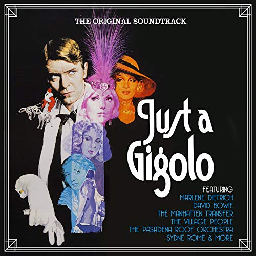 ジャスト・ア・ジゴロ~オリジナル・サウンドトラック